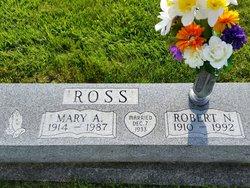 Mary Alice <I>Wells</I> Ross