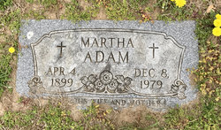 Martha Adam