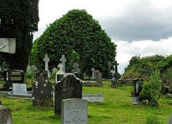 Jamestown Abbey Churchyard