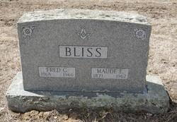 Maude Ethel <I>Bliss</I> Bliss