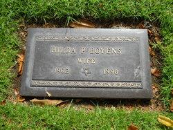 Hilda P. Boyens