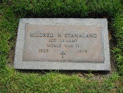 Mildred H. Stanaland