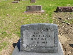 John Casassa Sr.