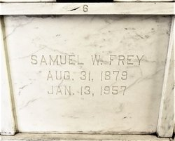 Samuel W Frey