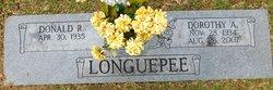 Dorothy Ann <I>Thomas</I> Longuepee