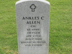 Ankles Campbell Allen