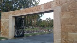 Mount Thompson Memorial Gardens
