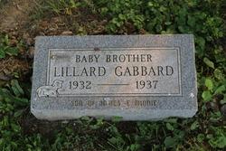 Lillard Gabbard