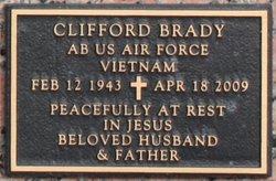 Clifford Brady