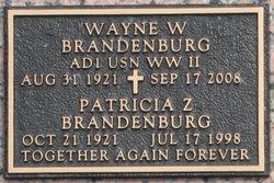Wayne W. Brandenburg