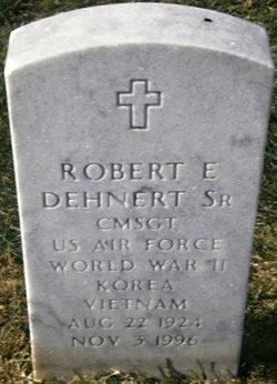 Robert E Dehnert, Sr