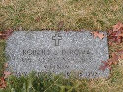 Robert J Deroma