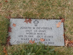 Joseph M Devereux