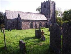 St Wenn Churchyard