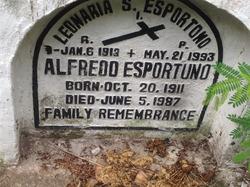 Leonaria S. Esportono