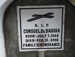 Consuelo D Daguia