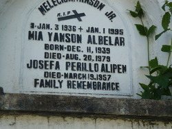 Josefa Perillo Alipen
