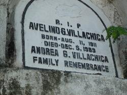 Avelino G Villachica