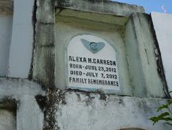 Alexa M Carreon