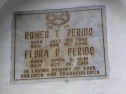 Romeo T Perido