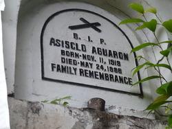 Asisclo Aguaron