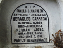Romulo B Carreon