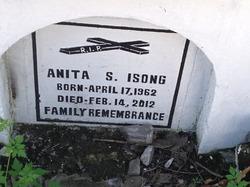 Anita S Isong