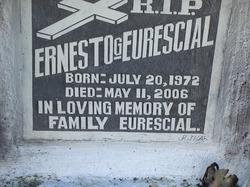 Ernesto G Eurescial