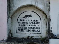 Emilda G Manoso