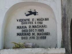 Vicente E. Maghari
