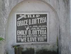 Emily D. Ortega