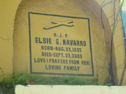 Elsie G. Navarro