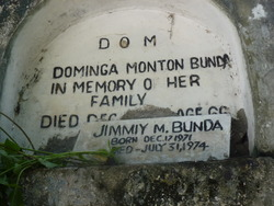 Dominga Monton Bunda