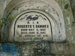 Roberto T Ramirez