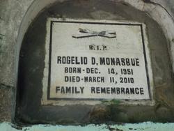 Rogelio D Monasque