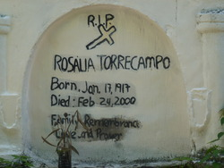 Rosalia Torrecampo