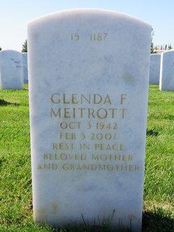 Mrs Glenda Florence Meitrott