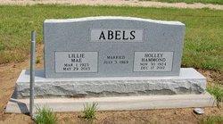 Lillie Mae <I>Daniel</I> Abels