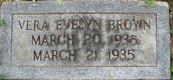 Vera Evelyn Brown