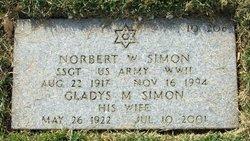 Norbert W Simon