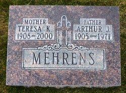 Teresa <I>Mufich</I> Mehrens