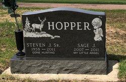 Steven John Hopper, Sr