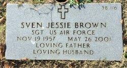 Sgt Sven Jessie Brown