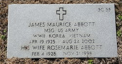 James Maurice Abbott