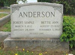 Bettie Ann Anderson