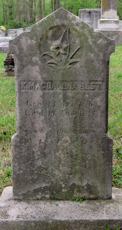 K. Magdalena Best