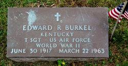 Edward R. Burkel