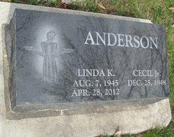 Linda Kay <I>Tucker</I> Anderson