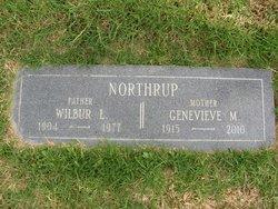 """Wilbur Leigh """"Bill"""" Northrup"""