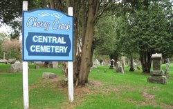 Cherry Creek Central Cemetery